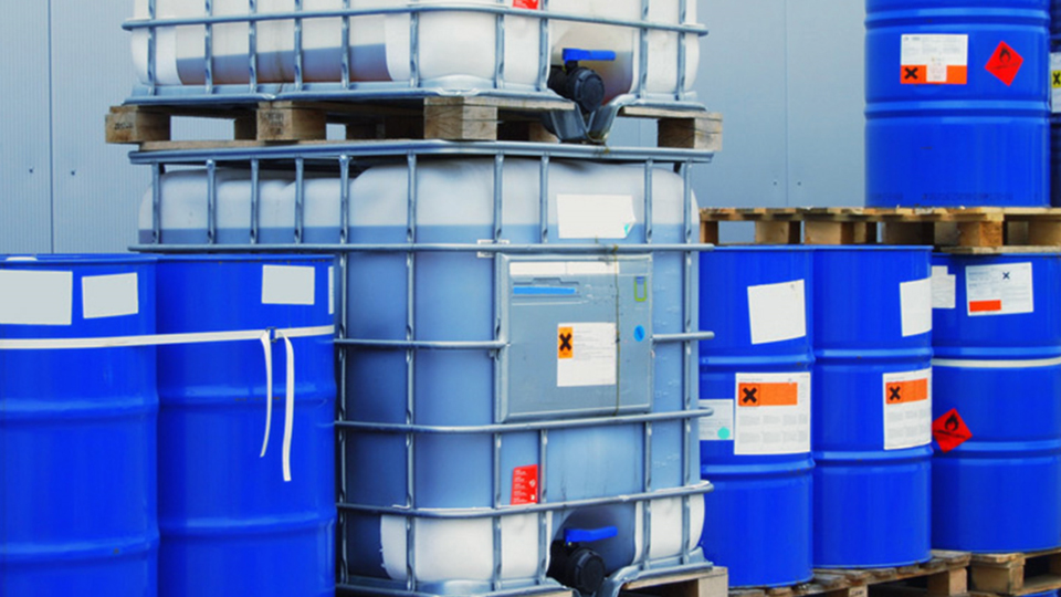 Working Safely with Hazardous Chemicals in the Workplace